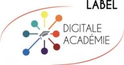 Logo du partenaire Logo partenaire digitale académie