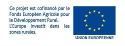Logo du partenaire Logo partenaire Union Européene cofinance agricole